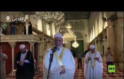 إحياء ليلة القدر في المسجد الأقصى
