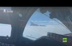 قاذفات روسية تقطع 4.5 ألف كيلو متر فوق المياه الدولية للبحر الأسود