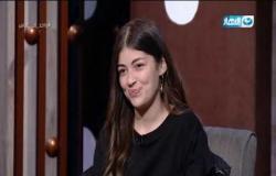 ليلى زاهر تغلب والدها الفنان أحمد زاهر في التحطيب وتاخد حق منعها من التمثيل وهي صغيرة
