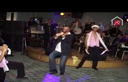 رقص نادر لـ جيجي لامارا مدير أعمال نانسي عجرم