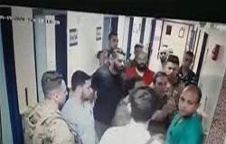 عسكريون يعتدون على طبيب أثناء أداء عمله وقيادة الجيش تتحرك في لبنان .. بالفيديو