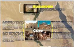 14 موقعًا أثريًا.. السفارة المصرية في كندا تروج للسياحة الثقافية افتراضيًا