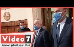 مصر تبدأ التعايش.. أول أيام العمل بمحكمة النقض منذ التوقف بسبب كورونا
