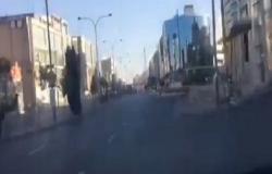 شاهد عمان يوم الحظر الجمعة .. شارع المدينة المنورة الواحة