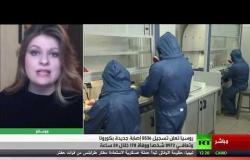 آخر أخبار فيروس كورونا في روسيا مع أريج محمد