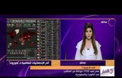 الأخبار - مصر تعيد 1155 مواطنا من العالقين في الكويب والسعودية