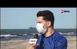 ملعب ON Time - لقاء خاص مع محمد وادي ومحمد صالح لاعبا المصري و إستعدادتهم الخاصة للحفاظ على لياقتهم