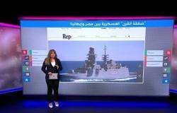 """تفاصيل """"صفقة القرن العسكرية"""" بين مصر وإيطاليا"""