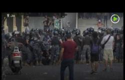 اشتباكات وسط بيروت