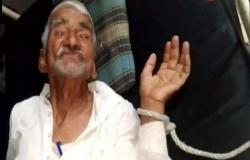 ربط مسن هندي بسرير المستشفى حتى يدفع تكاليف العلاج
