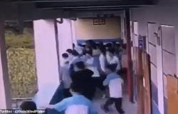 بسبب هذا الفيديو .. طالب متوسطة يواجه السجن 10 سنوات