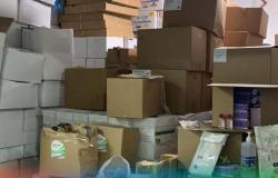 الشرقية.. إغلاق مستودع يخزِّن مستحضراتٍ صحية في ظروف غير ملائمة