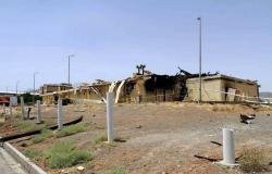 إيران تعترف بتكبُّد أضرار مادية كبيرة في حريق منشأة نطنز النووية