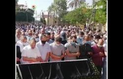 تشييع جنازة الدكتور مصطفى السعيد وزير الاقتصاد الأسبق في مسقط رأسه بالشرقية