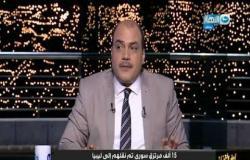 الرئيس السيسي يطلع على خطط وجهود سلاح الاشارة لتأمين العمق الغربي لمصر