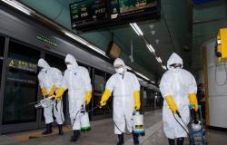 كوريا الجنوبية: 44 إصابة جديدة بفيروس كورونا