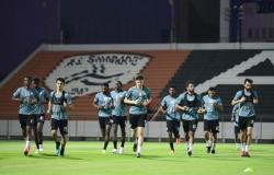 جوانكا يصل الرياض .. والشباب يواصل تدريباته الصباحية والمسائية