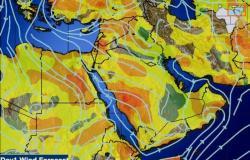 """""""المسند"""" يتوقع استمرار الحالة المطرية الصيفية على المرتفعات"""