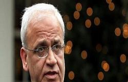 عريقات يشيد بدبلوماسية الأردن لحشد مواقف ترفض الضم