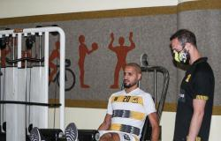"""نتيجة المسحة الطبية.. تدفع بالبرازيلي """"جروهي"""" للمشاركة في تدريبات """"الاتحاد"""""""