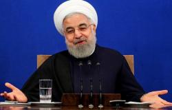 """""""روحاني"""" للإيرانيين: إذا أوقفنا الاقتصاد للسيطرة على كورونا ستتضورون جوعاً"""