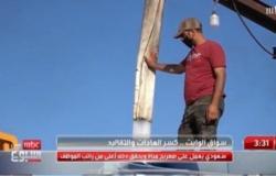 شاهد.. شاب سعودي يعمل سائقاً لصهريج مياه لتحقيق دخل يفوق راتب الموظف