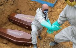 البرازيل تسجل أكثر من ألف وفاة بفيروس كورونا