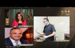 بعد شفائه.. الفنان مصطفى درويش يقدم وجبات بالمجان للمساعدة في جائحة كورونا| #من_مصر