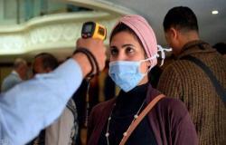 """مصر تسجل 929 حالة جديدة بفيروس """"كورونا """" و73 وفاة"""