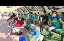 حصريا أول مباراة ودية بعد توقف النشاط بين طلائع الجيش ومصر المقاصة - بتعليق - أيمن الكاشف