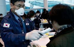 كوريا الجنوبية: 23 إصابة جديدة بفيروس كورونا المستجد