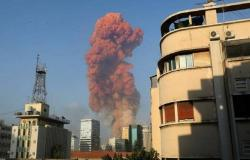 """""""أسى وقلق وتضامن عربي"""" مع لبنان إثر الانفجار المروع في مرفأ بيروت"""