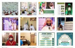 """""""إعلام الإسلامية"""" يبرز جهود المملكة في موسم الحج عبر الوسائل المحلية والدولية"""