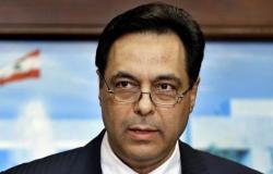 رئيس الحكومة اللبنانية يعلن يوم غد الأربعاء يوم حداد على ضحايا الانفجار في بيروت