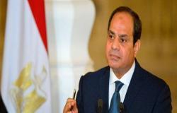 السيسي يغرد عن انفجار لبنان