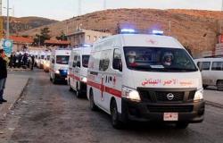 المستشفى الميداني الأردني يصل لبنان الخميس