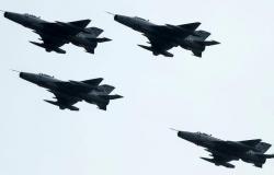 تصعيد جديد بالمتوسط.. طائرات تركية تخترق المجال الجوي اليوناني 33 مرة في يوم