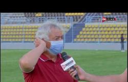 ملعب ONTime -لقاءات خاصة مع حلمي طولان وسامي قمصان قبل مبارة الأهلي وإنبي في الدوري