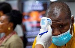 جنوب أفريقيا تسجل 7292 إصابة جديدة بكورونا