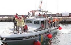حرس الحدود ينقذ بحاراً تركياً تعرض لوعكة صحية على متن سفينة بمياه جازان