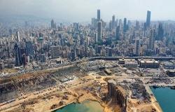 خبير فرنسي: مواد كيمياوية خطرة باقية في مرفأ بيروت