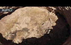 حفرة قرب تلعفر استخدمها داعش لرمي جثث ضحاياه