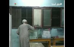 """""""استمرار توافد المواطنين داخل اللجان لأداء الانتخابات بالهرم"""""""