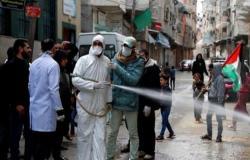 """فلسطين: 531 إصابة جديدة بـ""""كورونا"""""""