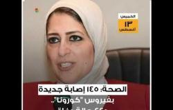 """حصاد الأسبوع: وفاة 3 فنانين وتسطح """"منحى كورونا"""" في مصر وتطبيع """"الإمارات وإسرائيل"""""""
