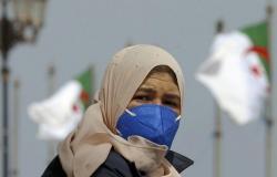 الجزائر: 469 إصابة مؤكدة بفيروس كورونا