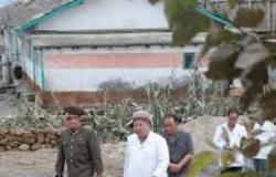 """""""مايساك"""" يضرب كوريا الشمالية بعنف.. ويدمر ألفي منزل و59 جسراً"""
