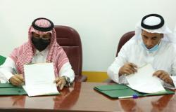 اتفاقية تعاون بين موارد وتنمية الرياض وجامعة محمد بن سعود