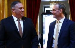 وزير الخارجية الأمريكي: سنواصل جهودنا لمنع رفع حظر السلاح المفروض على إيران