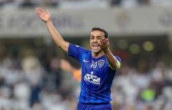 """الهلال يستدعي """"الشلهوب"""" للمشاركة في دوري أبطال آسيا"""